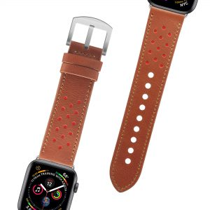 Foto Geonav Leather Watchband 38/40 – Caramelo