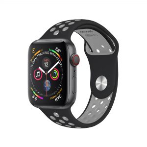 Foto Geonav Pulseira Apple Watch Sport 42/44 – Black